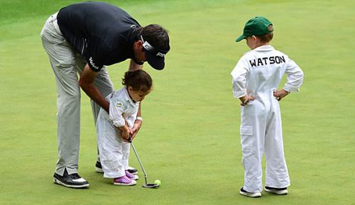 Golf: SPOX-Par-10 zum Masters: Bubba wird Praktikant bei SPOX!