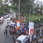 Panic Ensues as Terrorists Attack Upscale Hotel Complex in Nairobi