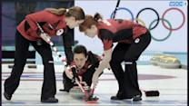 Sweden Joins Canada In Women's Curling Semifinals