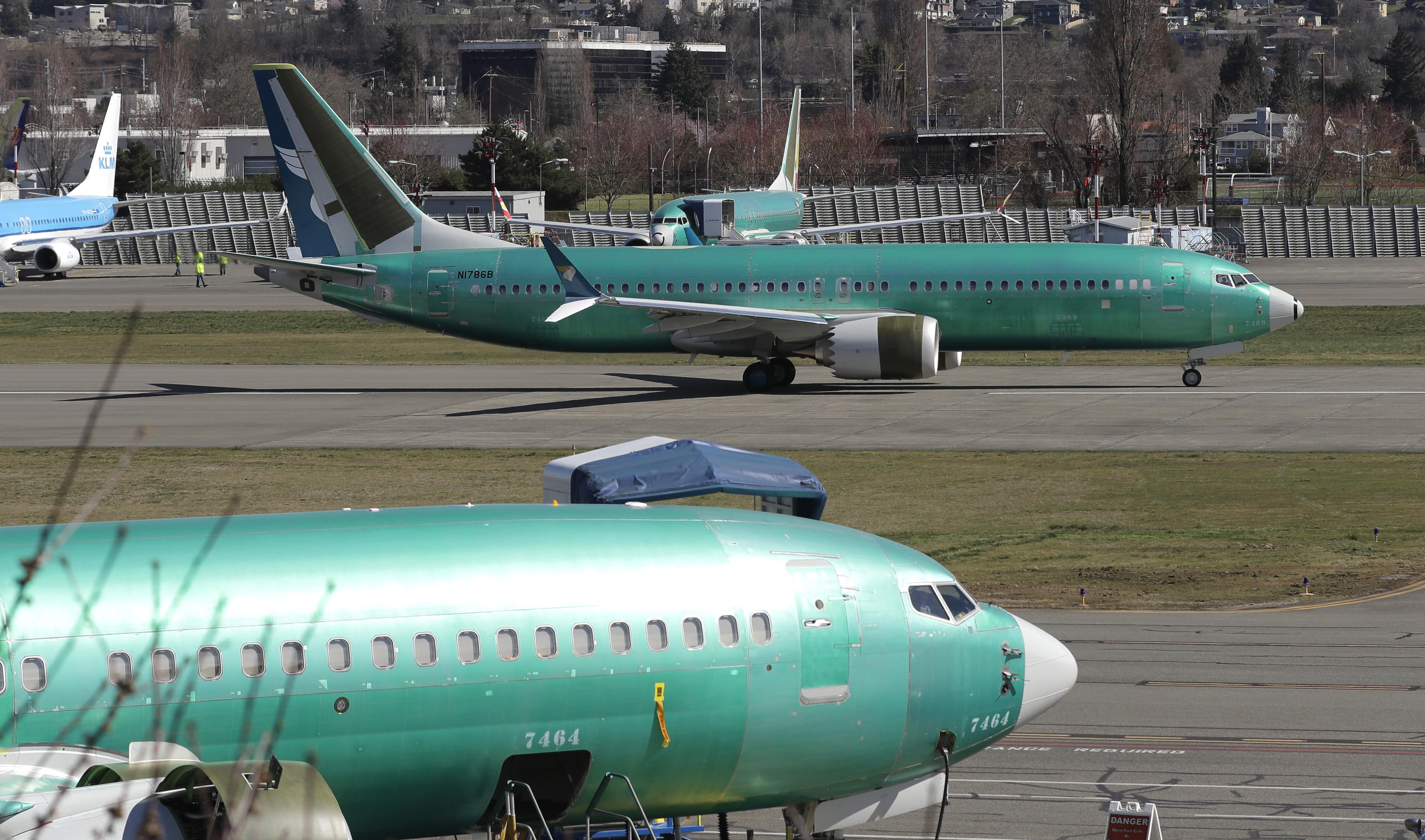 Resultado de imagen para Boeing 737 assembly line