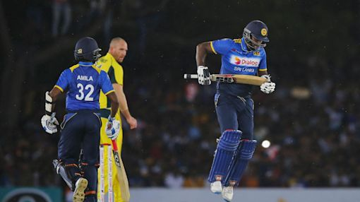 Hastings takes 6 wickets to hold Sri Lanka to 212 in 4th ODI