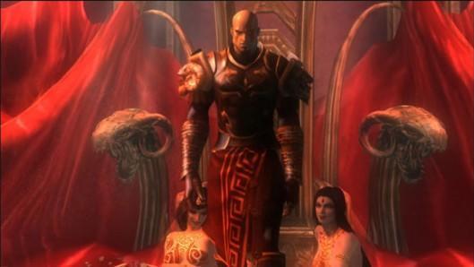 Sale spotlight: God of War series, Mass Effect 2 on EU PSN this week