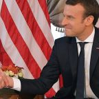 French President Emmanuel Macron: Trump Handshake Was a 'Moment of Truth'