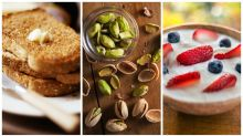 Seven healthy on-the-go snacks