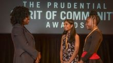 Samaia A. Goodrich of Syracuse, New York named one of America's top 10 youth volunteers of 2019