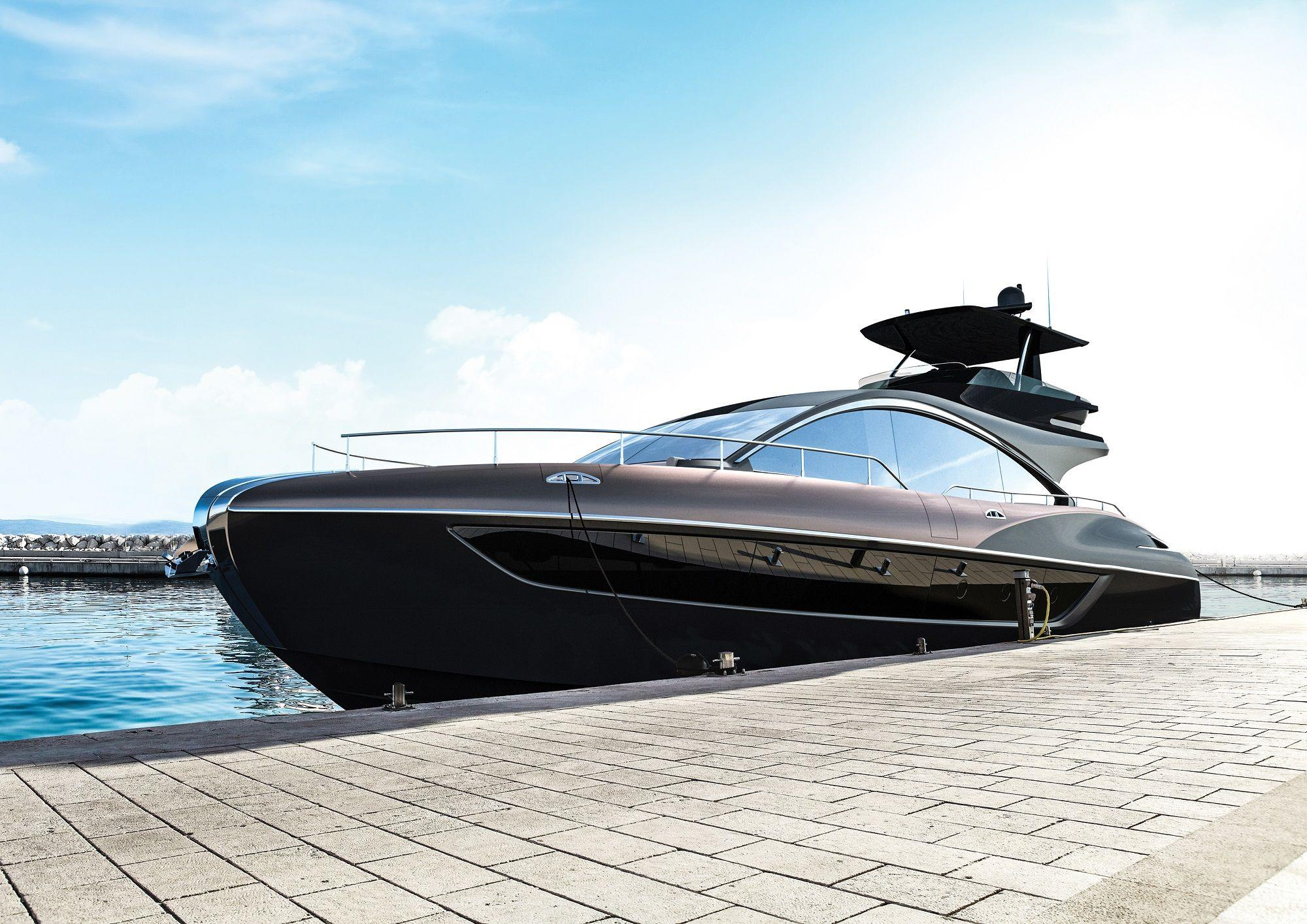 Lexus Has Debuted Its First Ever Luxury Yacht Take A Look