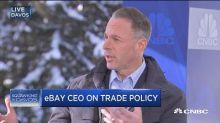 EBay CEO: We are watching Trump's trade evolution