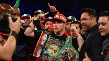 Canelo Alvarez reveals why he will fight remarkable bone cancer survivor Daniel Jacobs on 4 May
