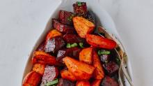 Miso-Glazed Beets and Carrots Make Your New Favorite Side Dish