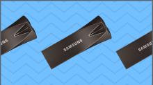 Memoria USB de Samsung, almacena más que un iPhone 11, rebajada a más de la mitad