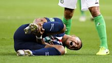 Kylian Mbappe fehlt PSG in der Champions League gegen Atalanta