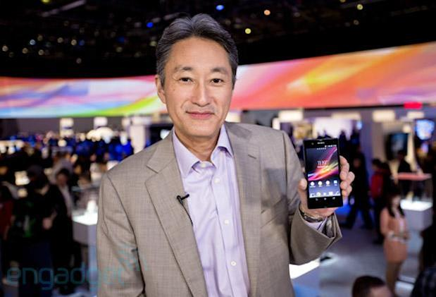 Sony CEO Kaz Hirai talks 4K, Xperia Z, death of the PS2 and more at CES 2013 (video)