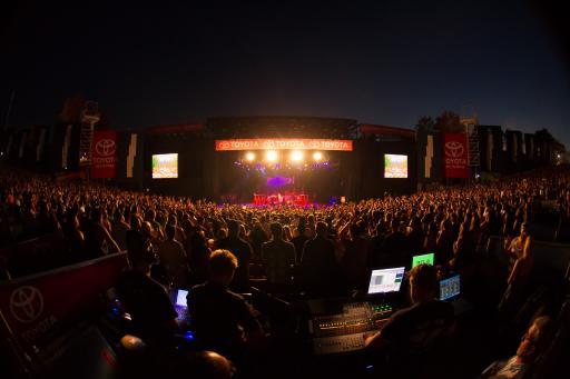 Toyota Summer Concert Series At Pacific Amphitheatre The 2016 Oc Fair Features Fan Favorite Reggae