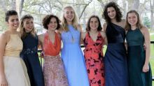 Wisconsin high school junior makes prom dresses for 6 of her friends