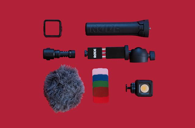 Rode's Vlogger Kit might just find its way into my podcast toolbox