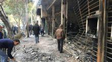 Iran 'calmer' despite more riots over oil price hikes
