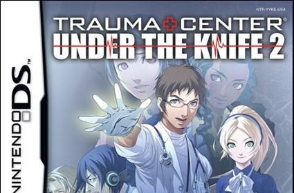 Trauma Center: Hands on the Knife 2