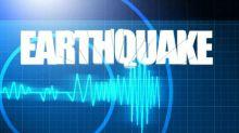 Earthquake of magnitude 5.5 hits Indonesia's Lombok region