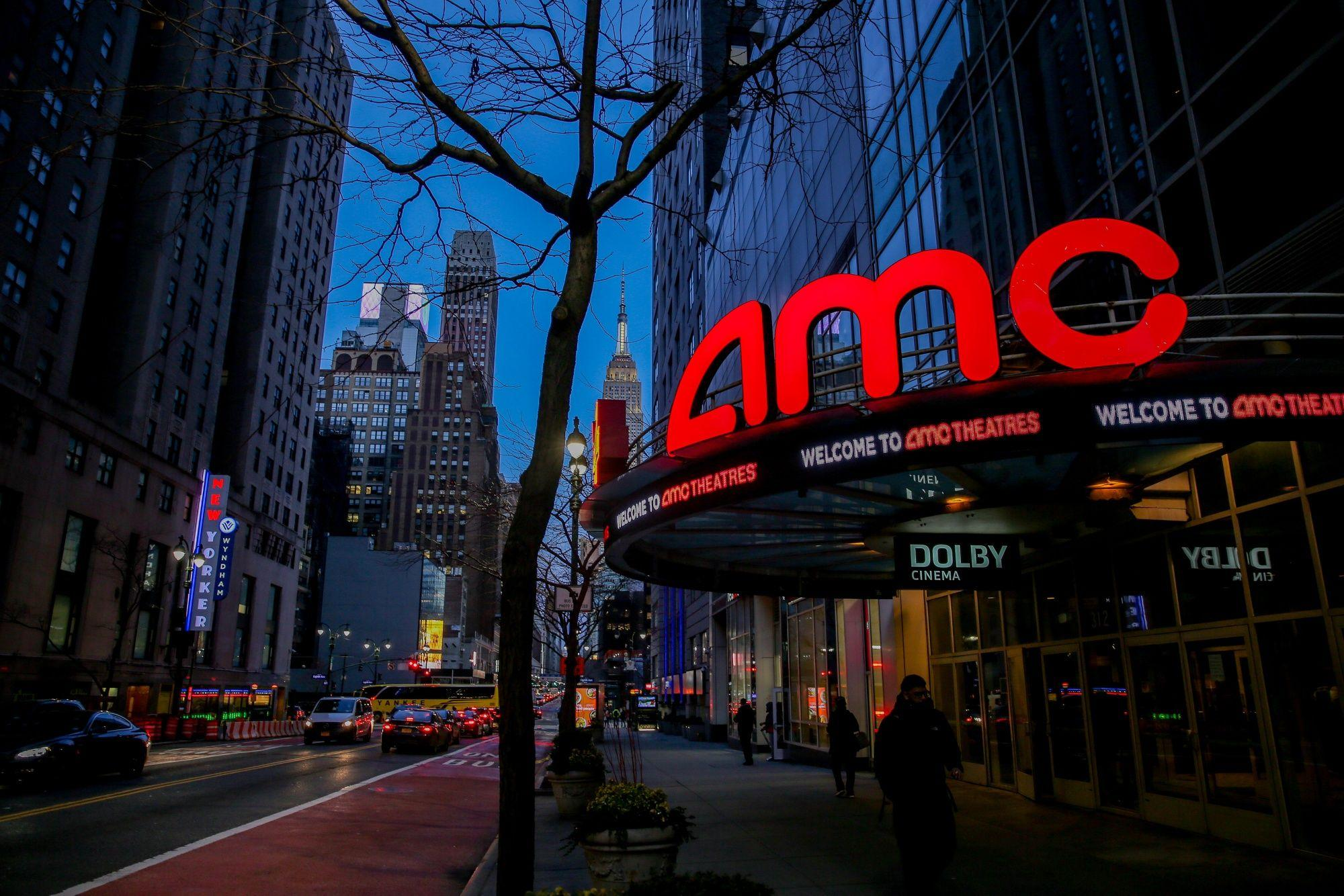 AMC Executives Take Home Millions by Cashing In on Share Surge – Yahoo Finance