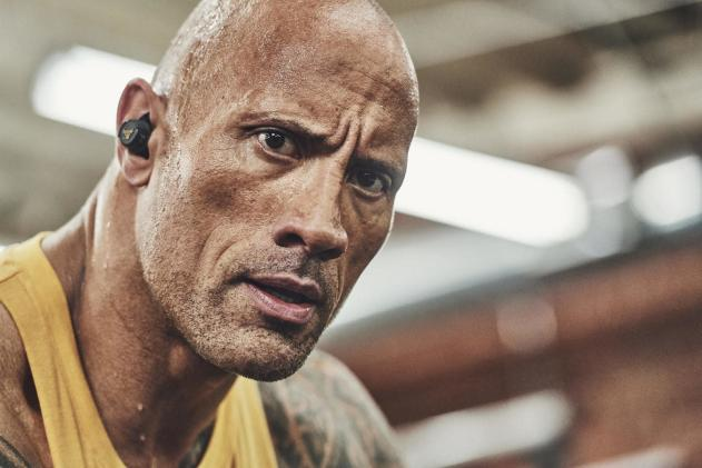 The Rock and Under Armour cook up true wireless earbuds
