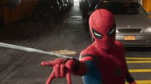 You can now buy Tom Holland's actual Spider-Man suit