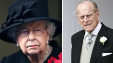 Queen 'distraught' after difficult week for royal family