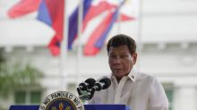 Duterte again delays abrogation of key security pact with US