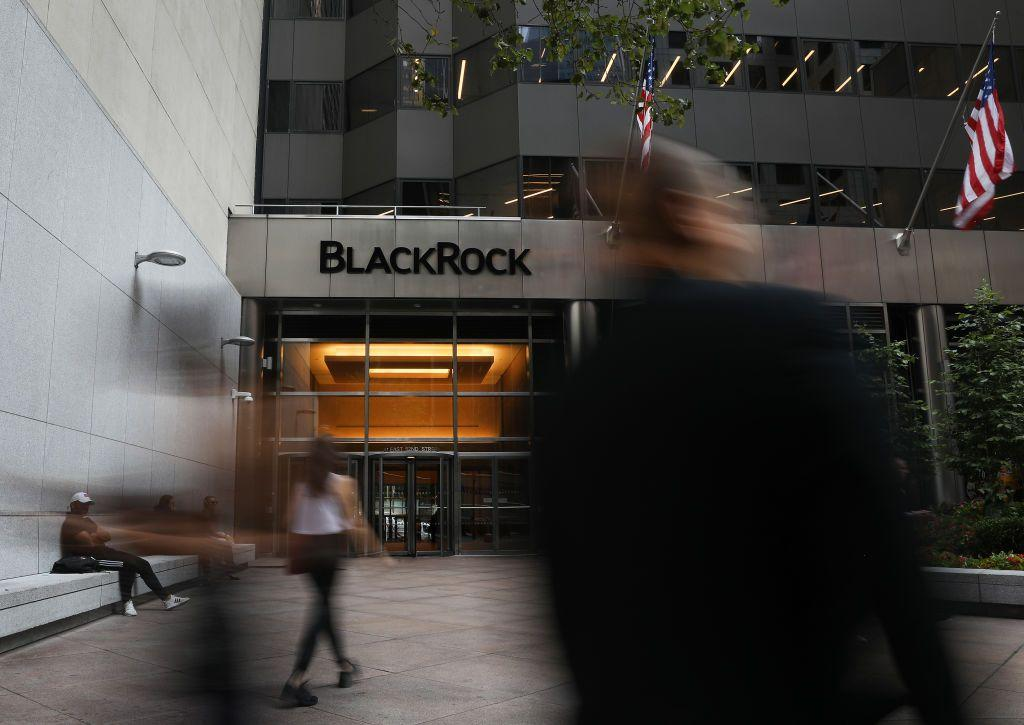 BlackRock's HR Chief Was Fired in July After Office Relationship