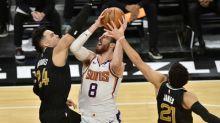 Morant has 17 points, 10 assists; Grizzlies top Suns 108-104