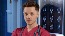 Holby City star teases return as show films Christmas episodes