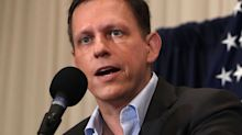 Peter Thiel's comments about spies in Silicon Valley have some basis in reality, but no evidence