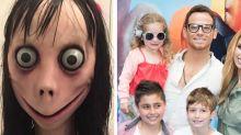 Stacey Solomon reveals fears for children over horrifying Momo Challenge