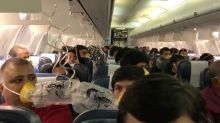 Airline Passengers' Ears And Noses Bleed After Pilots 'Forgot' To Pressurize Cabin