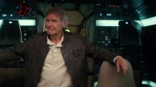"""Star Wars Accident """"Could Have Killed""""Harrison Ford"""