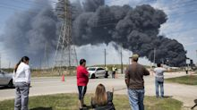 Houston Tanks That Escaped 3 1/2-Day Blaze May Be Demolished
