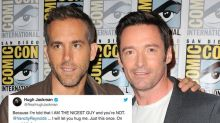 Ryan Reynolds' response to Hugh Jackman's birthday message is everything you'd expect and more