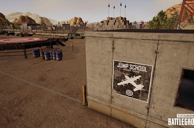 'PUBG' is adding an expansive training mode