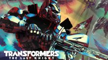 Transformers 5 controversy is 'manufactured' says Churchill's grandson