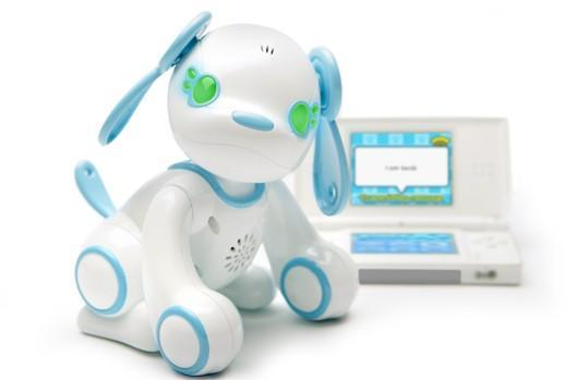 'Wappy Dog' turns DS into robot puppy communication device