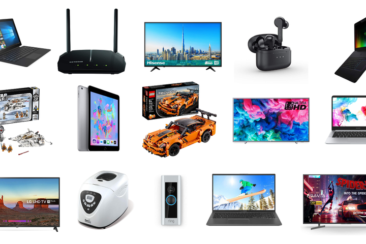 Apple iPads, Samsung 4K TVs, Dell laptops, LEGO 'Star Wars' sets, and more on sale for June 5 in the UK