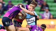 Sharks accuse Melbourne of practising 'niggling' tactics