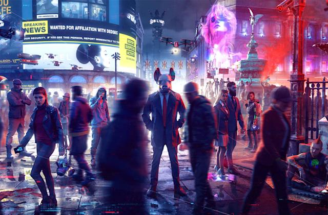 'Watch Dogs: Legion' PC multiplayer delayed indefinitely due to bugs