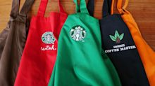 There's Actually A Meaning Behind All Of The Starbucks Apron Colors
