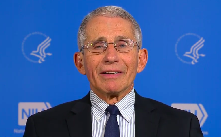 "Fauci: ""You don't make the timeline, the virus makes the timeline"""