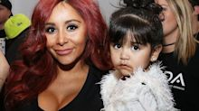 Wow, Snooki's Daughter Is Like A Mini-Her