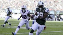 Jets pressing fantasy questions: Powell, Decker only reliable options