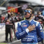 'Love wins:' Bubba Wallace responds after President Trump falsely accuses him of Talladega hoax