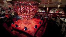 少女心大爆發!超夢幻日本愛麗絲奇幻餐廳新推出「冬季餐點」