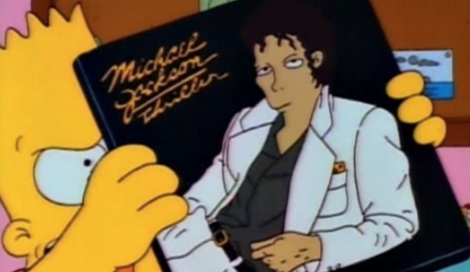 The Simpsons Pulls Michael Jackson Episode From Circulation