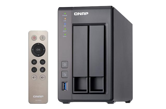 Engadget giveaway: Win a TS-251+ two-bay turbo NAS courtesy of QNAP!